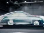 Screencap from Porsche 911 Identity video