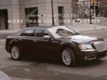 Screencap from the 'See It Through' 2012 Chrysler 300 commercial