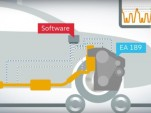 Screencap from Volkswagen video explaining diesel emissions