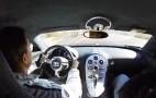 Bugatti Veyron Doing 220-Plus MPH Runs On Public Road: Video