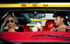 Video: Lady Gaga & Beyonce Borrow The P-Wagon (Not P-Wagen) from KILL BILL