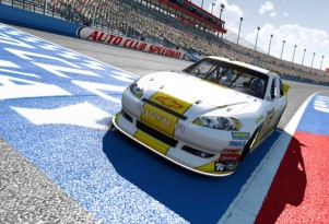 Screenshot from NASCAR The Game: Inside Line