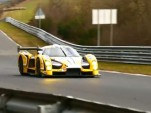 Scuderia Cameron Glickenhaus SCG003C at the Nürburgring