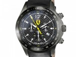 Scuderia Ferrari Carbon Chrono watch