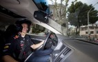 Sebastian Vettel Shows Up Early For New Jersey F1 Race: Video