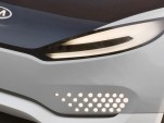 Second Kia Ray Concept plug-in hybrid teaser