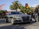 Self-driving Audi A7 concept sets out on 550-mile trek