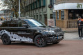 Self-driving Jaguar Land Rover prototypes testing on public roads