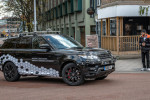 Self-driving Jaguar Land Rover prototypes take to public roads in UK