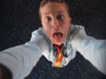 Selfie of Noel Rudloff (via Wikimedia)