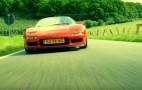 Gorgeous short film celebrates Aryton Senna's link to the Acura NSX