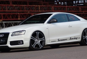 Power and style with latest Senner Tuning Audi A5 upgrade