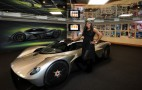 Here's a glimpse at a near production-ready Aston Martin Valkyrie