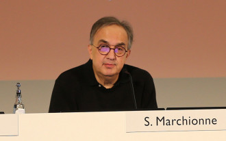Sergio Marchionne, who merged Fiat and Chrysler, dies at 66