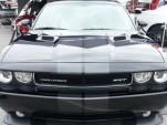 Sergio Marchionne's 2011 Dodge Challenger SRT8 392