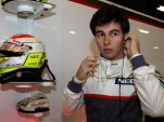 Sergio Perez - Sauber F1 Team photo