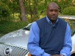 Shaquille O'Neal and the Buick LaCrosse