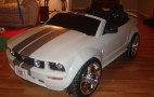 Update: Mustang Blog's Project Powerwheels Shelby GT