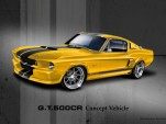 Shelby GT500CR