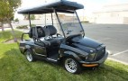 Mustang Golf Cart Found On Ebay