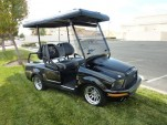Shelby GT500KR Golf Cart
