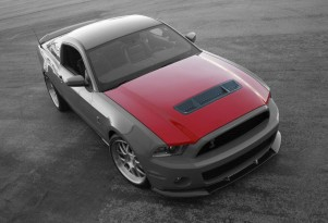 Shelby performance parts for 2005-2014 Ford Mustangs