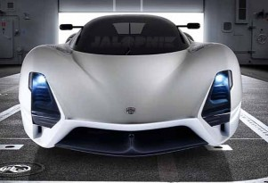 Shelby Supercars second-gen Ultimate Aero leak