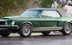 Shelby's 'Green Hornet' Mustang To Cross The Block In Scottsdale
