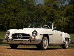Sheryl Crow's 1959 Mercedes-Benz 190 SL Roadster up for auction to benefit Joplin tornado relief.