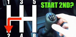Should you start in second gear?