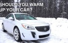 Should you warm up your engine before driving?
