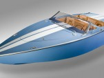 Silvestris Sports Cabriolet speedboat