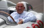 Legendary racer Sir Stirling Moss retires at 88