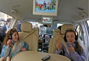 Sirius Backseat TV - Chrysler