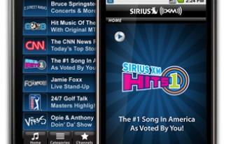 Sirius XM: Now Available On Android Handsets