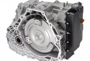 Six-speed automatic previously developed by Ford and GM