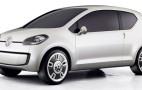 Skoda to build Volkswagen up! minicar