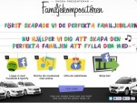 Skoda's 'Family Composer' website
