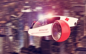 Investment Opportunity: Help Crowdfund The Skylys Flying Car