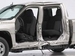 Small trucks crash tested, results not good