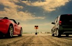 Smart Electric Drive Ad: Where Winning Drag Races Really Counts
