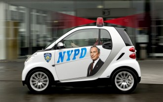 Smart Sales Solution: Hey, NYPD, Ditch Those Cushmans For ForTwos!