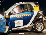 Smart ForTwo supermini scores 4-star rating in Euro NCAP crash test