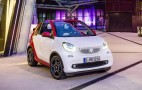 2017 Smart ForTwo Cabrio prices start at under $20,000