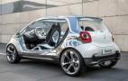 Hybrid Yaris, Doorless Smart, U.S. Army Goes Electric: Today's Car News