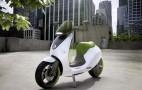 2010 Paris Auto Show Preview: Smart Escooter Concept