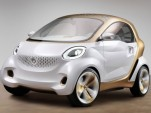 2011 Smart ForVision Electric Concept: 2011 Frankfurt Auto Show Preview