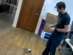 Smartphone controlled RC car