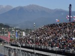 Sochi Autodrom, home of the Formula One Russian Grand Prix