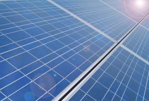Solar Panels by Flickr user Chandra Marsono